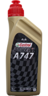 Castrol Power 1 A747 Engine Oil SAE50